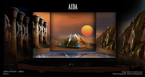 Teatro Carlo Felice - Aida simulazione_ATTO1°