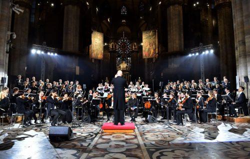 Concerto di Natale Milano Duomo