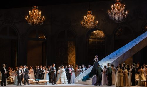 La Traviata Opera di Roma