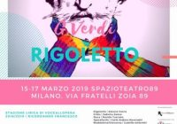 Il Rigoletto alternativo di Aliverta in scena a Milano