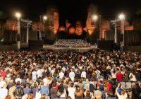 Dopo otto anni ritorna Aida alle Terme di Caracalla