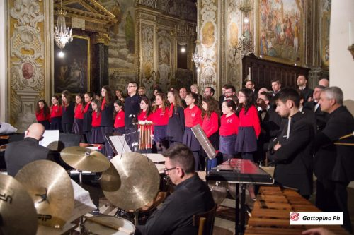 Carmina Burana- Coro Lirico Siciliano - Coro Arcobaleno