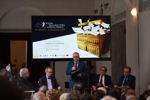 FESTIVAL DELLA VALLE D'ITRIA 2019