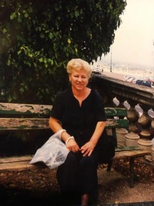 Simone Piazzola mamma