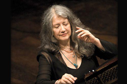 Martha Argerich -pianista