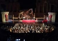 Tosca a Taormina continua il Festival dei Teatri di Pietra