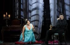 Tosca-Anna Netrebko e Luca Salsi Scala di Milano 2019