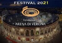 Arena di Verona 2021 – Cast e Titoli
