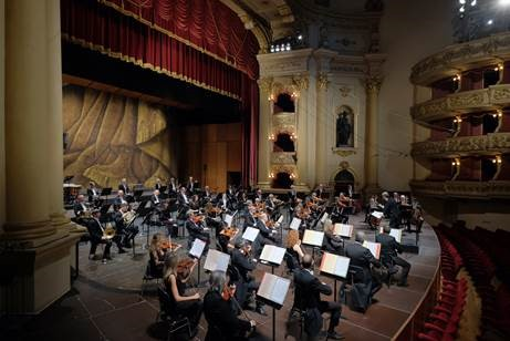 Orchestra della Fondazione Arena di Verona al Teatro Filarmonico - Foto Ennevi