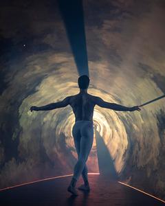 Roberto Bolle Waves foto Andrej Uspenski (3)