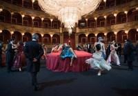 """La Traviata del """"Lampadario"""" a Roma"""