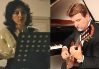 Società Catanese Amici della Musica: duo Stefania Pistone e S.Daniele Pidone