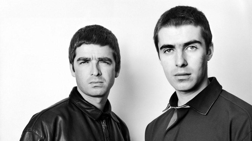 Los hermanos Gallagher, componentes de Oasis, tras ver este blog