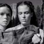 """Actrices en el conocido anuncio """"Creek"""", de la marca Levi's"""