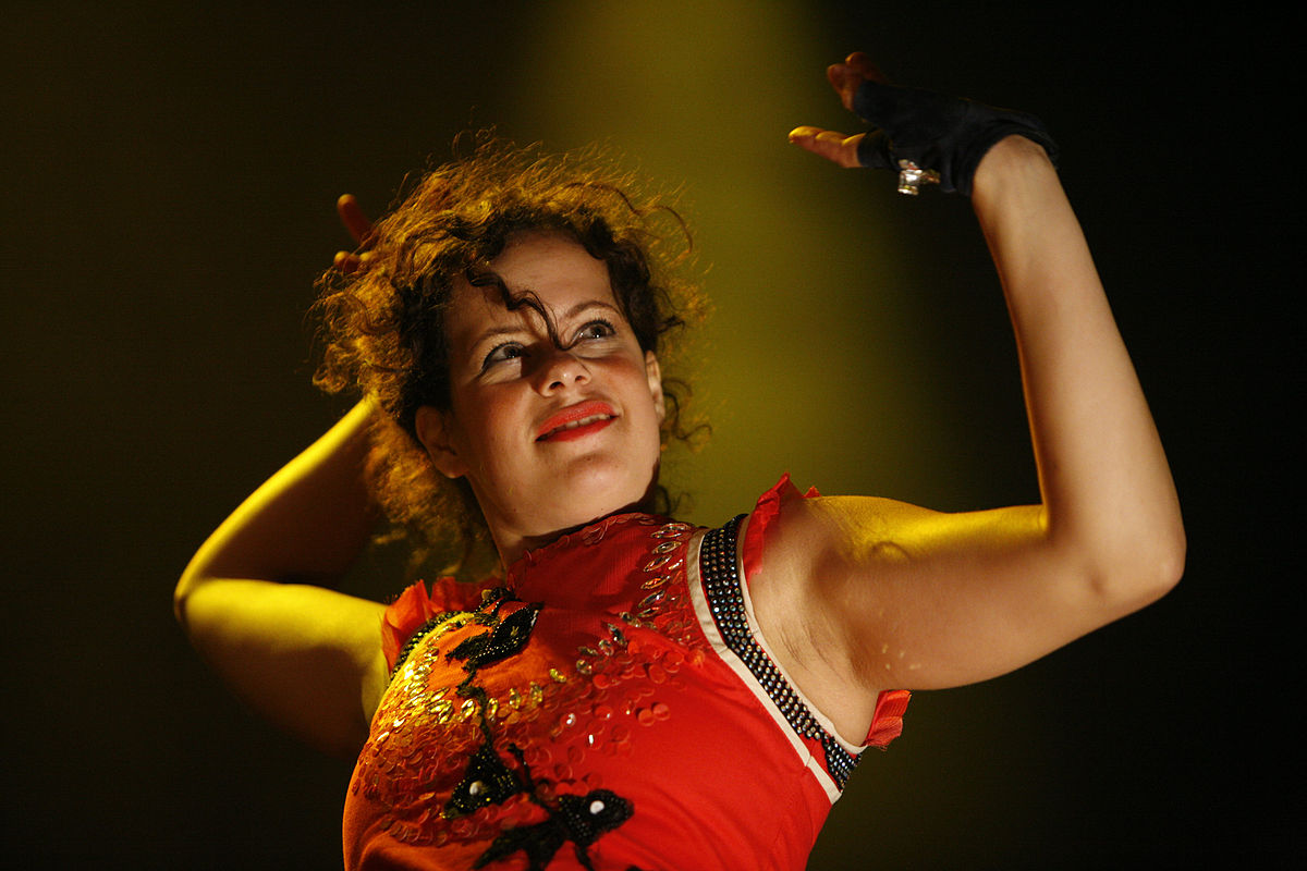 Régine Chassagne, de Arcade Fire