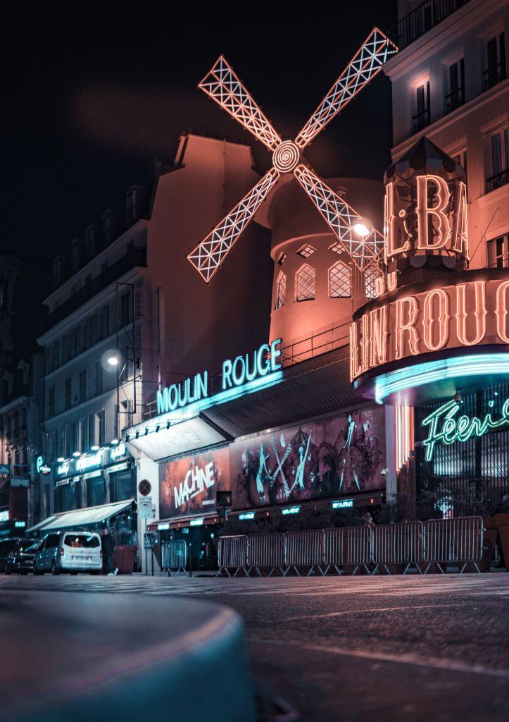 Barrio Rojo de París