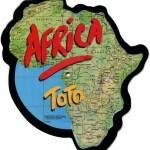 Imagen del sencillo África de Toto