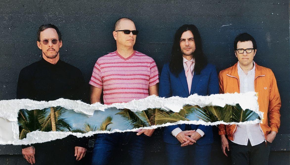 Weezer, el grupo actualmente