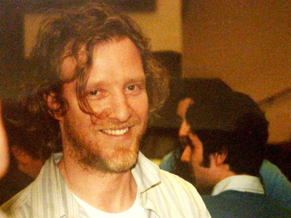 Chris Barron, cantante de Spin Doctors
