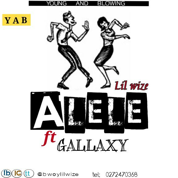 Lil Wise – Alele Remix ft Gallaxy prod by Masi