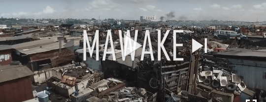 NEW VIDEO:  MAWAKE -E NO EASY (OFFICIAL VIDEO )DIR. BY YAW SKYFACE