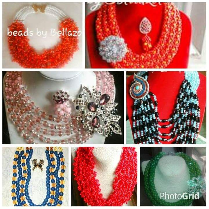 ADVERTISING: BEAUTIFUL BEADS FOR SALE