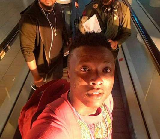 CAPASTA,GASMILLA, WANLUV KUBOLOR FOR URBAN AFRICAN CONCERT IN GERMANY