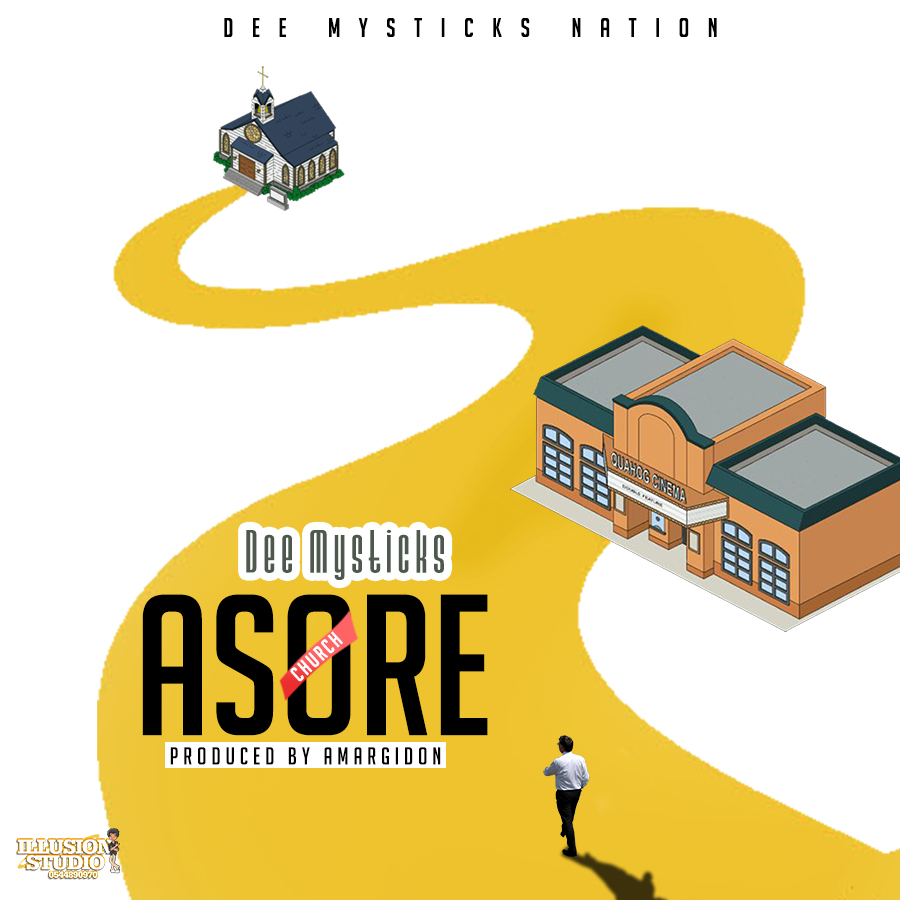 Dee Mysticks- ASORE(church)prodby Amargidon