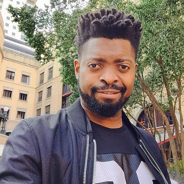 Comedian Basketmouth's Mum is Dead