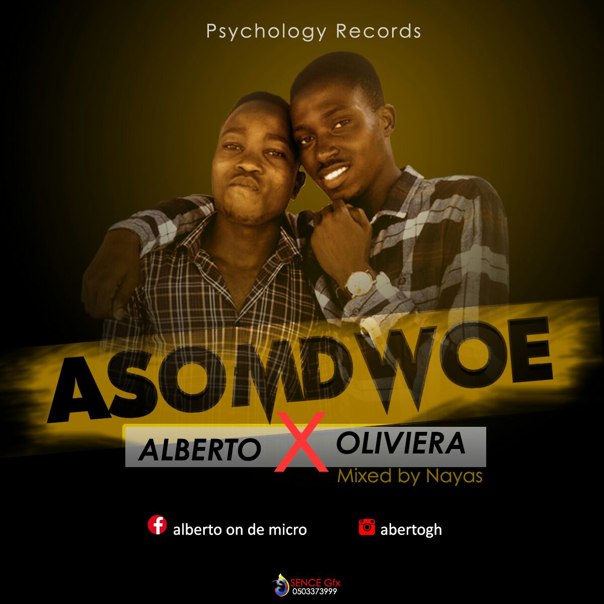ALBERTO FT OLIVIERA -ASOMDWOE (MIXED BY NAYAS)