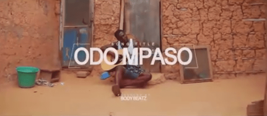 DEEJAY FT AFEZI PERRY – ODO MPASO ( OFFICIAL VIDEO)