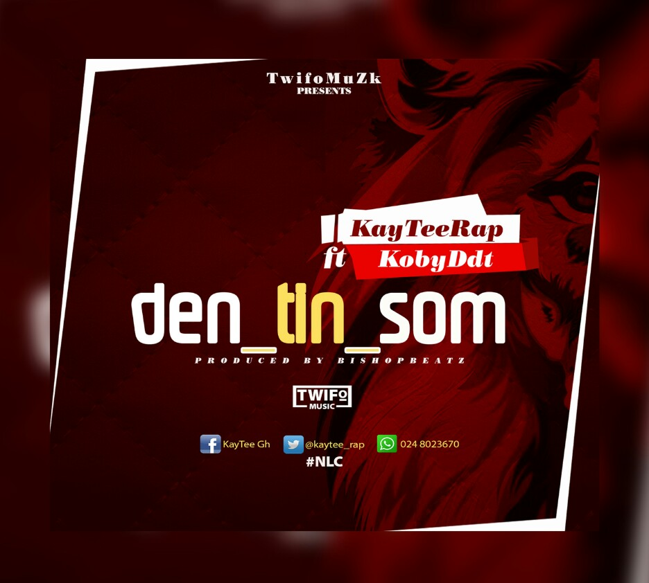 KAY TEE RAP - DEN TIN SOM FT KOBY DDT (PRODBY BISHOP BEATZ)