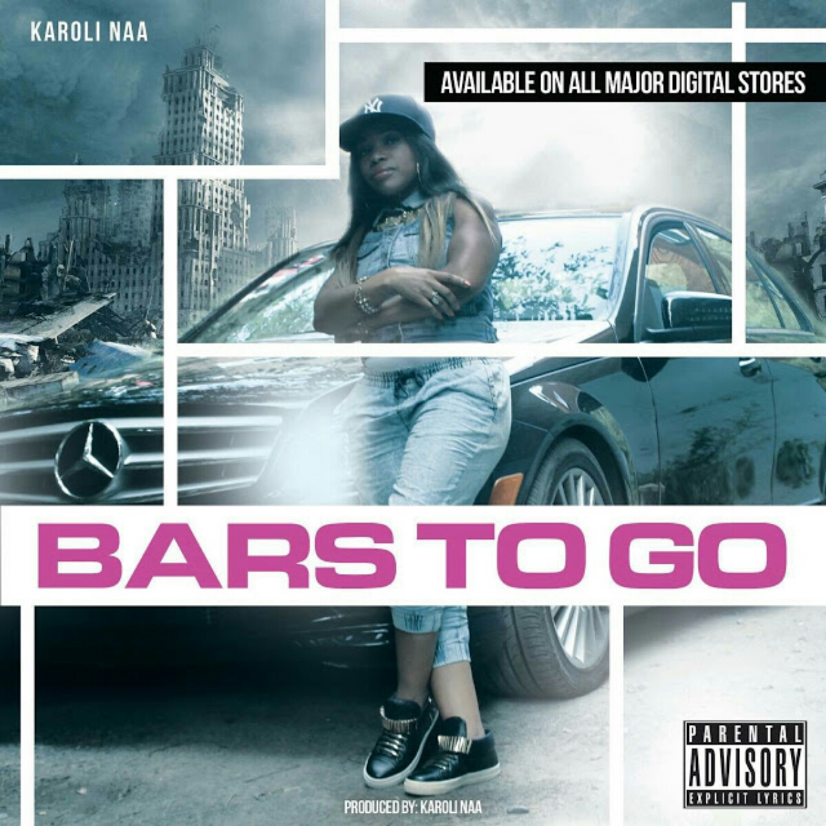 Karoli Naa – Bars to go (prod by karoli naa)