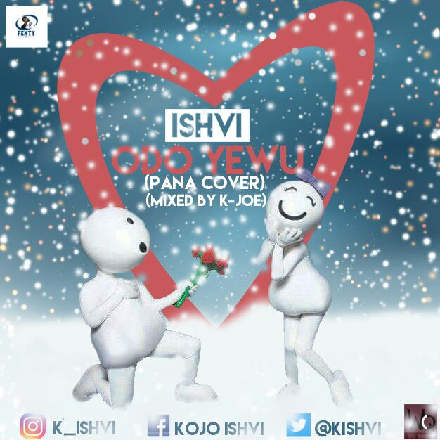 Ishvi – Odo Yewu (pana cover) prod by k-joe