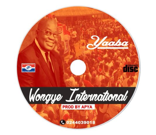 WONGYE INTERNATIONAL - YAABA (PORDBY APYA)