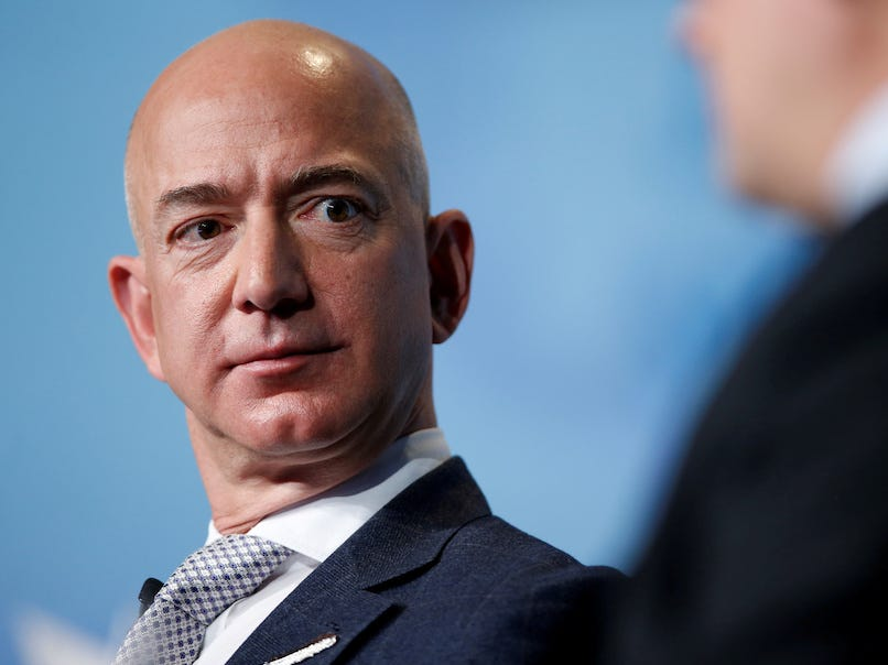 Worlds Richest Man Jeff Bezos Donate $10bn To Fight Climate Change