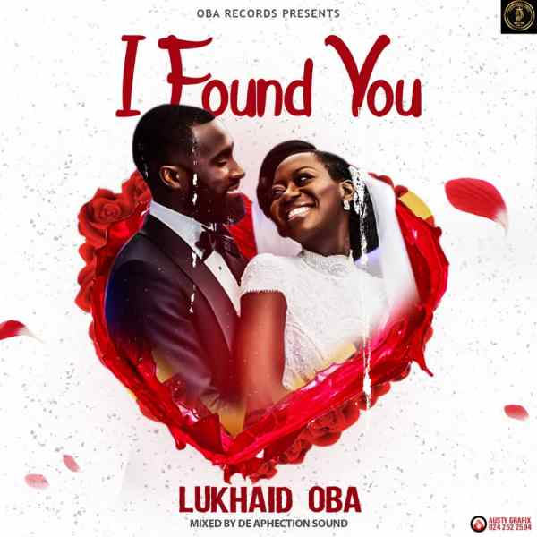 Lukhaid Oba – I Found You (Mixed By De Aphection Sound)