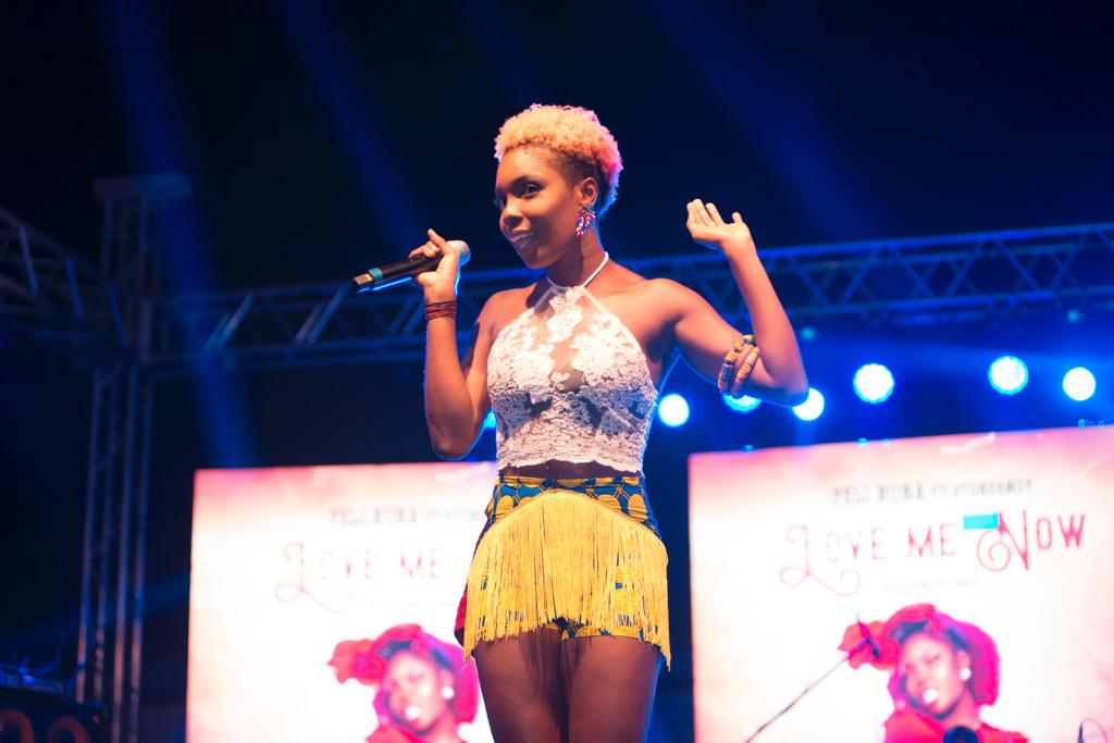 It Was A Shatta Wale Fan Who Threw The Water At Me At Ebony's Memorial Concert – Feli Nuna