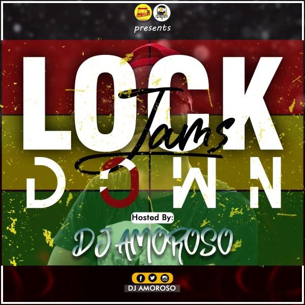DJ AMOROSO – LOCKDOWN JAMS VOL. 1