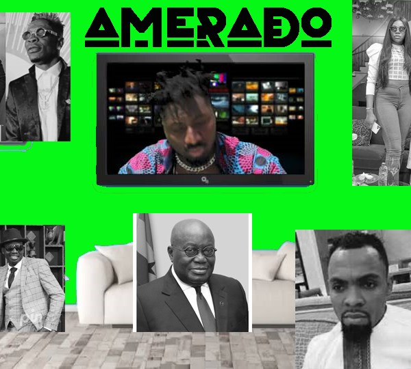 Amerado – Yeete Nsem – Episode Two(Mixed by MicBurnerz Music)