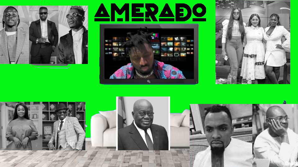 Amerado – Yeete Nsem – Episode Two(Mixed by MicBurnerz Music)