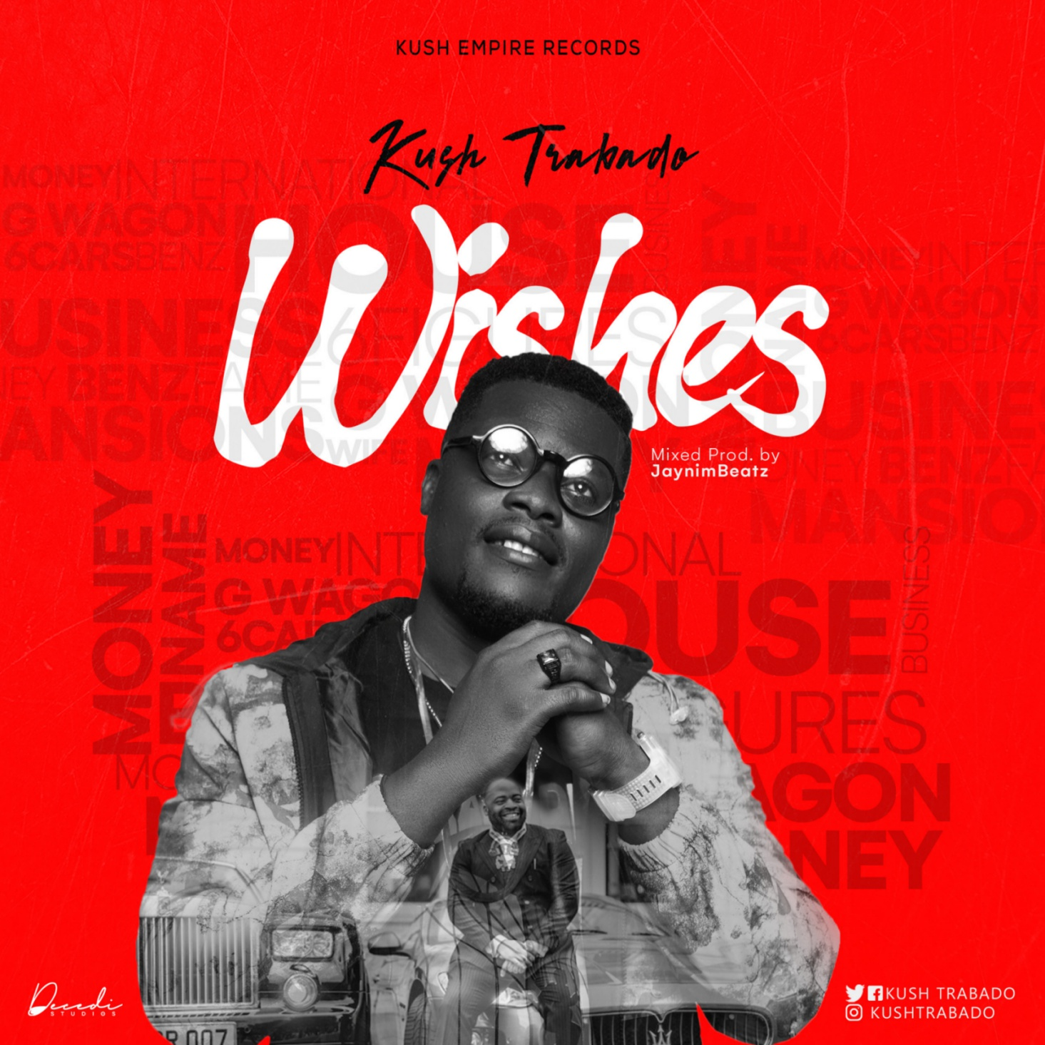 Kush Trabado – Wishes (Prod By JaynimBeatz)