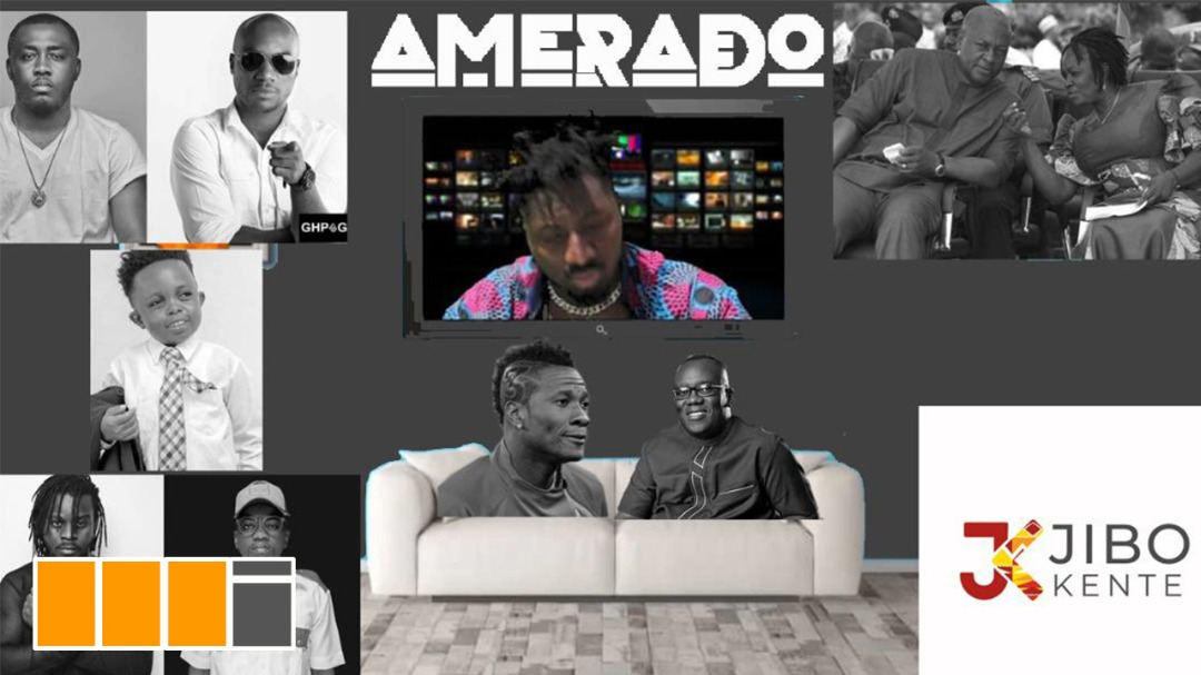 Amerado – Yeete Nsem (Episode 8)