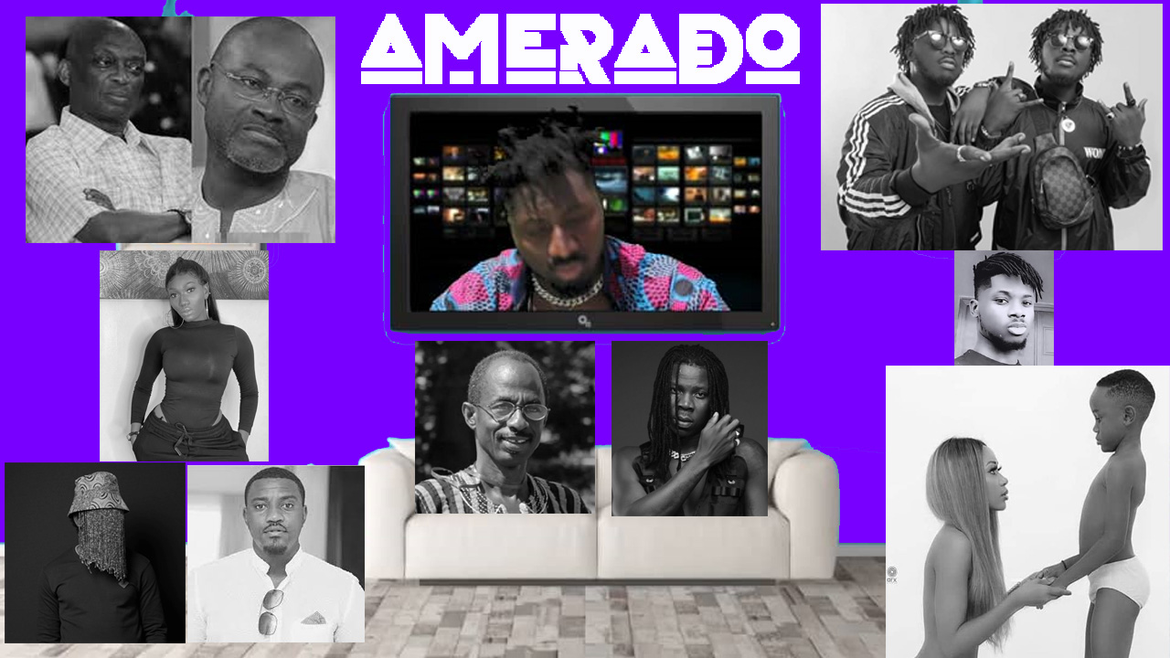 Amerado – Yeete Nsem Episode 7 (Prod by Anonymox onit)