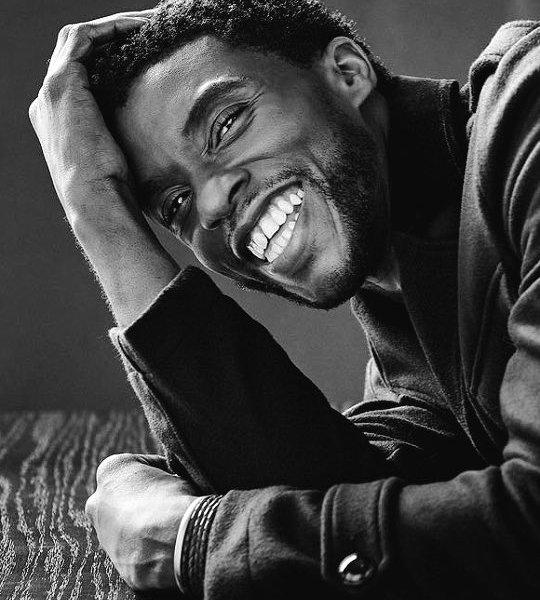 Chadwick Boseman Of Black panther Star Dies At 43