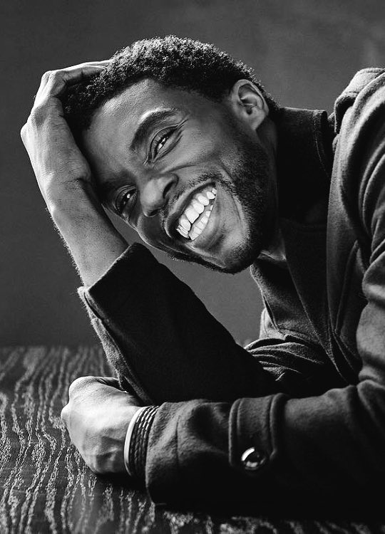 Chadwick Boseman Of Black panther Star Dies At 43