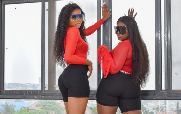 Freda Rhymz And Sista Afia Set To Release New Single Tomorrow