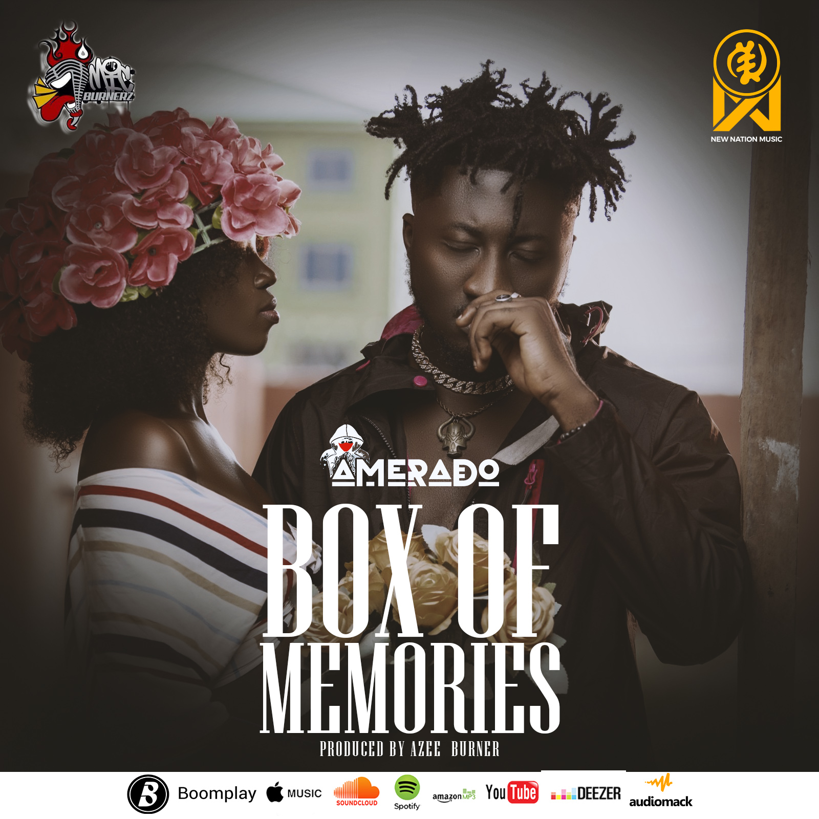 Amerado – Box Of Memories (Produced by Azee Burner)