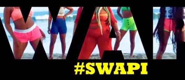 Queen Haizel – Swapi (Official Video)