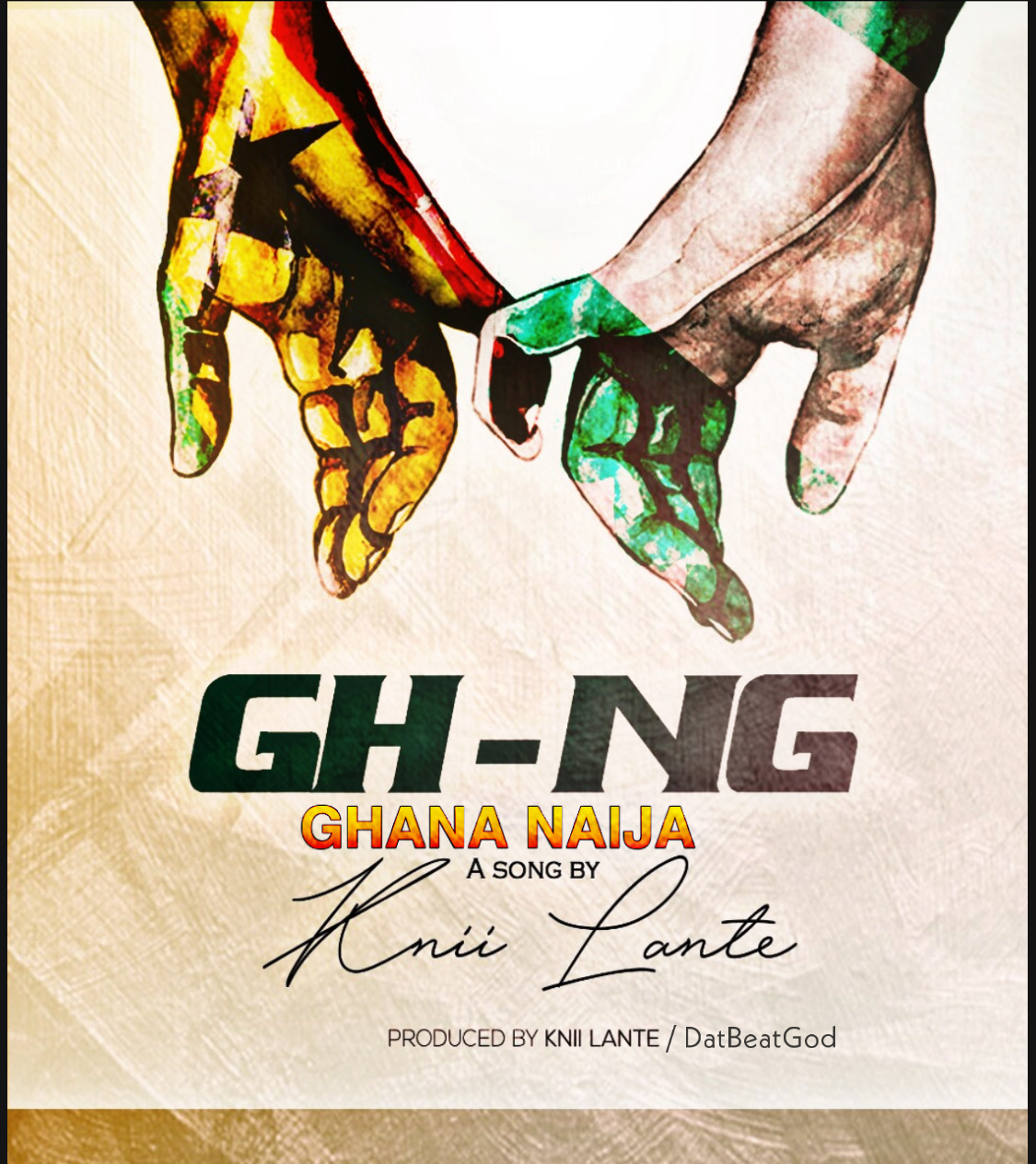 Knii Lante Calls For Better Ghana/Naija Relations With New Single